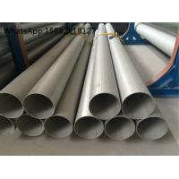 Wholesale Large Diameter ASTM A312 Stainless Steel Pipe TP316L or DIN 1.4404 Stainless Steel Tube from china suppliers
