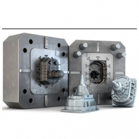 Wholesale Cold Chamber Thick 3mm Aluminium Alloy Die Casting Mold from china suppliers
