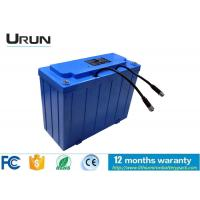 Wholesale OEM Golf Cart LiFePO4 Battery Pack 24V 40Ah With Long Life Span from china suppliers