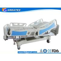 Wholesale CE ISO Adjustable CPR 7 Function ICU Room Electronic Hospital Bed (GT-BE5039-03) from china suppliers