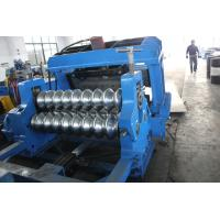 Wholesale Steel Silo Rack Roll Forming Machine , High Speed Corrugated Roll Forming Machine from china suppliers