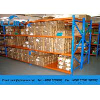Wholesale Anri Corrosive Light Duty Metal Shelving , AS4084 Industrial Metal Shelving from china suppliers