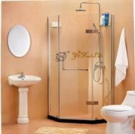 Buy cheap Outside Swing Shower Enclosure from wholesalers