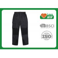 Wholesale Outdoor Mountain Climbing Pants , Black Hunting Pants Men L-080 from china suppliers