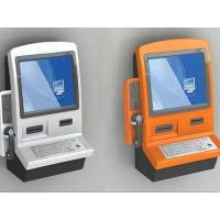 Wholesale ZT2838-A00 Wall Mounted Kiosk  with metal keyboard & public phone from china suppliers