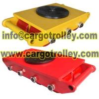 Quality machine skate for machinery moving for sale