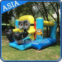 Wholesale Backyard Inflatable Minion Bouncer Combo For Party Hire Inflatable Sports from china suppliers