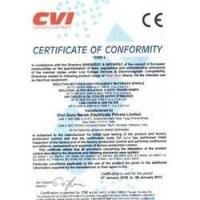 China Ceramic Tile Online Market Certifications