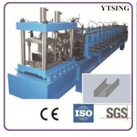Wholesale YDSING-YD-00011/China Manufacture/Full Automatic Metal C Purlin Roll Forming Machine in WUXI from china suppliers