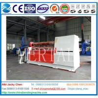 Wholesale MCLW11H-12*3000 Lower roller arc down adjustable plate rolling machine,bending machine from china suppliers