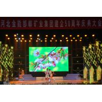 Wholesale Waterproof P7.62 Digital Advertising Stage Led Screens Display For Indoor from china suppliers
