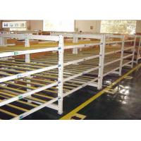 Wholesale Warehouse Industrial Steel Storage Racks , Gravity Flow Pallet Rack 1000kg/Pallet from china suppliers