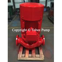 Wholesale Tobee™ Vertical Inline Fire Water Pump from china suppliers