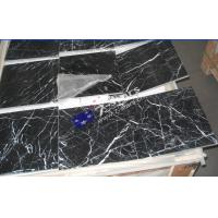 Wholesale M012 Nero Marquina tiles/slabs/steps from china suppliers