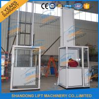 Wholesale Portable 3M Hydrualic Small Home Lift Elevator Wheelchair Lift For Apartments from china suppliers