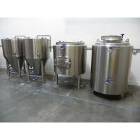 Wholesale 100L craft beer making equipment for home use from china suppliers
