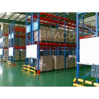Wholesale High-quality Powder Coating Q235B STEEL Industrial Pallet Racking (1100L*1200D*150Hmm) from china suppliers