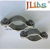 Wholesale Multicolor Pleated Volt - Endurance Cast Iron Pipe Clamps For Water Pipeline from china suppliers