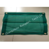 Wholesale Dust and Debris Control Construction Safety Netting , Building Scaffolding Plastic Mesh from china suppliers