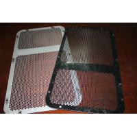 Wholesale Stainless Steel Perforated Metal Sheet Plate With Hexagon Holes 0.8mm - 10mm from china suppliers
