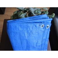 Wholesale Waterproof 70g blue pe tarpaulin from china suppliers