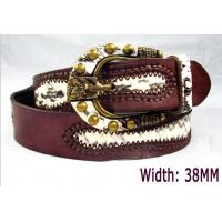 Wholesale two tone fabric belts mujer cinturones precio USD3.00 from china suppliers