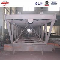 Wholesale Professional CMEC Heavy Steel Fabrication , Metal Fabrication Crane Boom from china suppliers