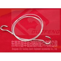 Wholesale 1.5mm Galvanzied Aircraft Cable Mini Gated Hook On Both Sides from china suppliers