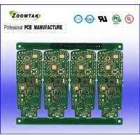 Wholesale OEM Custom 13 Layer Aluminum base Flash Gold SMT PCB Board Manufacturing from china suppliers