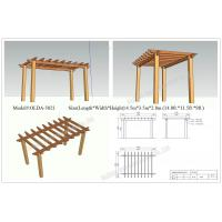 Wholesale hot sale DIY pergola 14.8ft.*11.5ft.*9ft.(OLDA-5021) from china suppliers