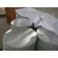Wholesale A1050 H12 Hot Rolled Aluminium Disc HO Soft Aluminum Circles 6.0mm from china suppliers