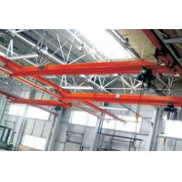 Quality LD Model Single Girder Overhead Crane 5 Ton 380V 50Hz Approved SGS for sale