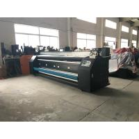 Buy cheap Dye Sublimation Direct To Fabric Digital Textile Printing Machine Epson DX5 from wholesalers