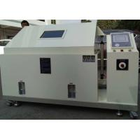 Buy cheap Salt Spray Corrosion Test Cabinet , Salt Spray Testing Machine Manufacturer from wholesalers