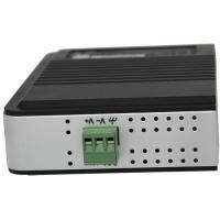Wholesale Plastic industrial unmanaged ethernet switch with Reverse Polarity Protection from china suppliers