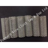 Wholesale Aluminium / Mild Steel Wire Mesh Filter Round Shape Stainless Steel Mesh Filter from china suppliers