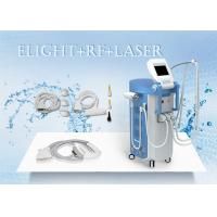 Wholesale Multifunction E-light RF ND Yag Hair Removal Wrinkle Removal Tattoo Removal Machine from china suppliers