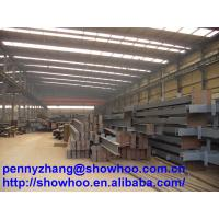 Buy cheap Prefabricated steel framed buildings from wholesalers