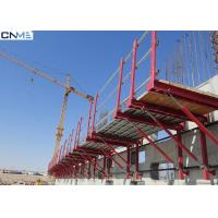 Wholesale Light Weight Crane Lifted Climbing Formwork System To Support Wall Form from china suppliers