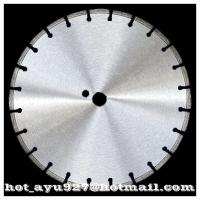 Wholesale DIAMOND CIRCLE CUTTING BLADE for cutting stone,brick,concrete from china suppliers