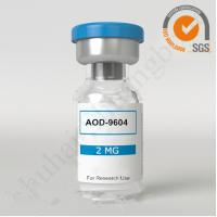 Wholesale Polypeptide Powder Aod-9604 Peptide Steroid Hormones for Anti Obesity Drug CAS 221231-10-3 from china suppliers