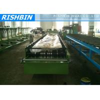 Wholesale Steel Eaves Trim Roof Panel Roll Forming Machinery 1.5 Inch Chains from china suppliers