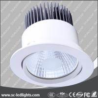 Wholesale New led light White round China ce roundish ceiling light chip on board from china suppliers