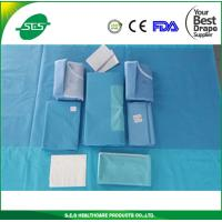Wholesale SMS Disposable Nonwoven Surgical Extremity Hole Drape Pack from china suppliers