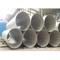 ASTM A358 TP304 EFW Welded Stainless Round Tube 20Ft Large Diameter Steel Pipe 100% X-RAY