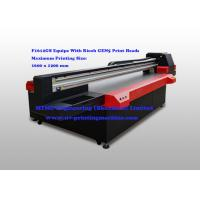 Buy cheap Ricoh Print Head Commercial Colour Inkjet Printer 1000mm x 1500mm from wholesalers