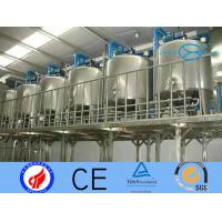 Wholesale Probiotics Stainless Fermentation Tank With Sterile Operate Yogurt Production Line from china suppliers