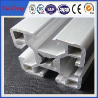 Quality T Slot 4040 Series Industrial Aluminum Profile 4040 Extrusion aluminum framing for sale