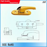 Wholesale New Design Crescent lock for window from china suppliers