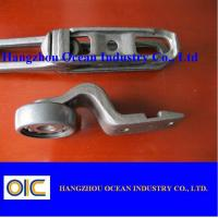 Quality Drop Forged Chain And Trolley , Drop Forged Rivetless Chain , type 468H , X678 , 698 , 698H for sale